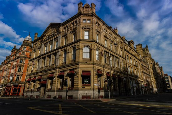 The Sir Thomas Hotel Liverpool City Centre