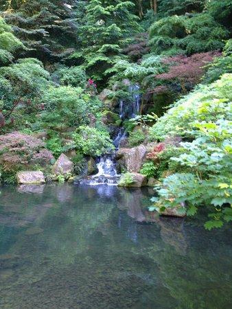 Portland Japanese Garden: Japanese Gardens
