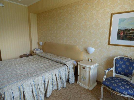 Grand Hotel Menaggio: Bedroom