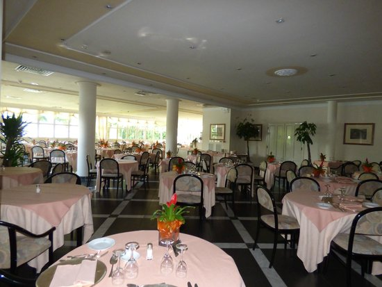 Grand Hotel Menaggio: DIning room