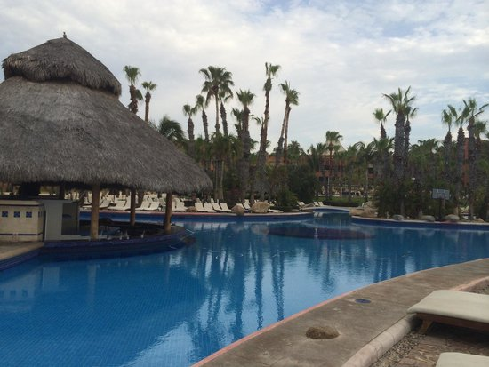 Melia Cabo Real All-Inclusive Beach & Golf Resort: Piscina
