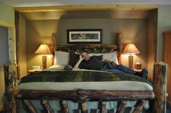 Carson Ridge Luxury Cabins Cabin Decor