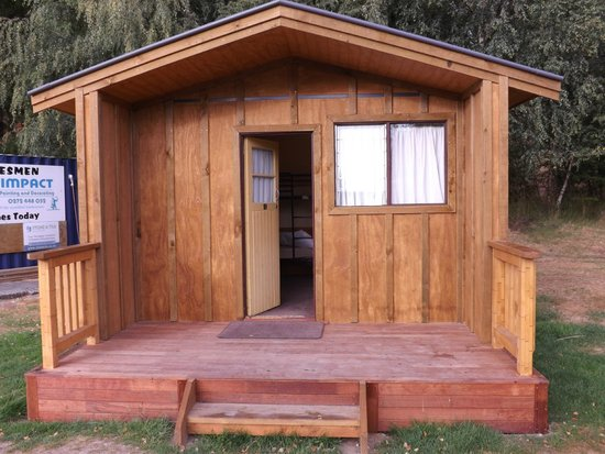 Lake Tekapo Motels & Holiday Park: Standard cabin