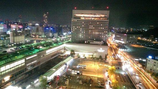 Sheraton Grand Hotel Hiroshima: View