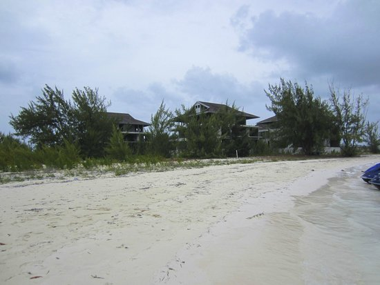 Caribbean Cruisin Charters, Tours & Excursions: Creepy abandoned construction project our guide took us to.