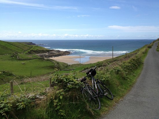 View from the ride from Killybegs-Carrick