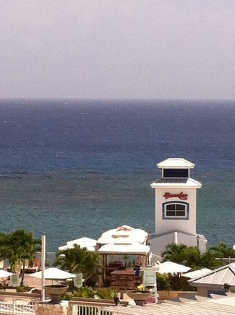 Beaches Ocho Rios Resort & Golf Club: View from room