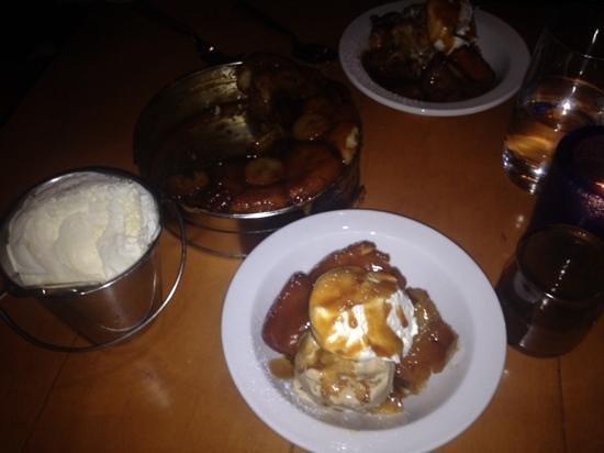 David Burke Kitchen: le toffee monkey bread