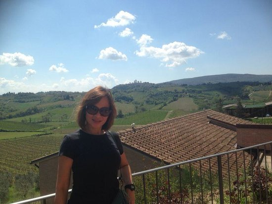 Walkabout Florence Tours : vineyard