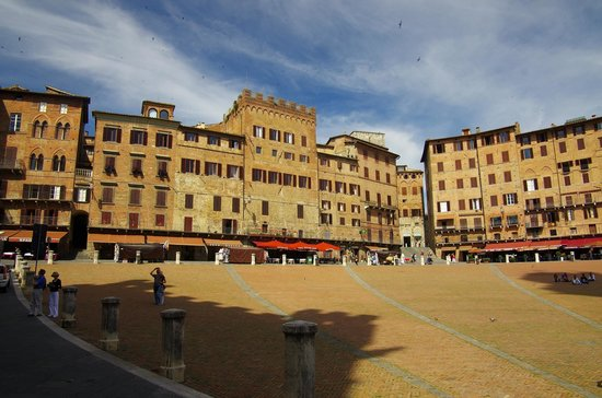 Walkabout Florence Tours : Сиена