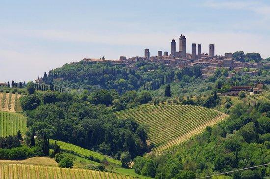 Walkabout Florence Tours : Сан-Джиминьяно
