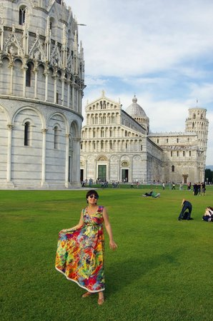 Walkabout Florence Tours : Пиза
