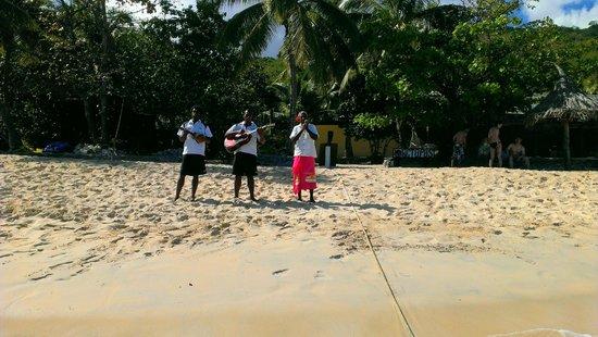 Barefoot Manta Island: Welcome to Barefoot Island