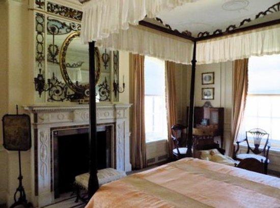 Old Westbury Gardens: House Interior