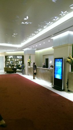 Radisson Blu Plaza Hotel Sydney: Reception