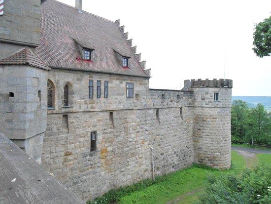 Altenburg: Vista lateral.