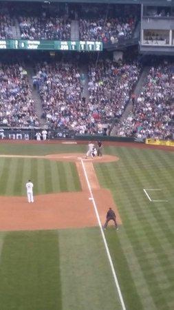 Safeco Field : Jeter !!! :)