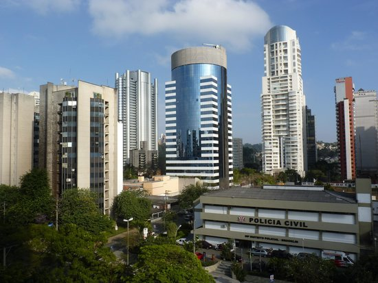 Blue Tree Premium Morumbi: Vista privilegiada