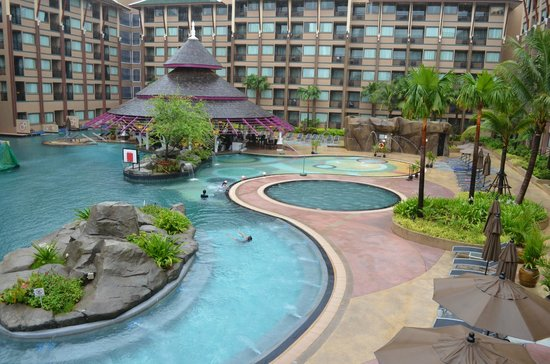 Novotel Phuket Vintage Park: Swimming pool