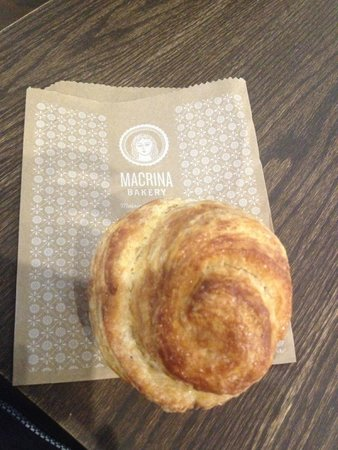 Macrina Bakery : morning bun