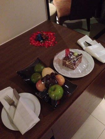 Millennium Resort Patong Phuket: Surprise  from hotel!!!