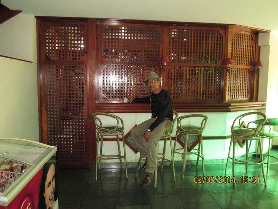 Turrance Green Hotel: Ótimo o cafezinho do bar...