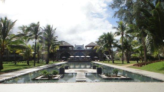 Outrigger Mauritius Beach Resort : Mercado
