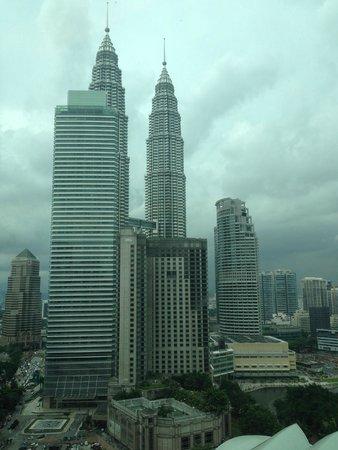 Impiana KLCC Hotel : View from 25F