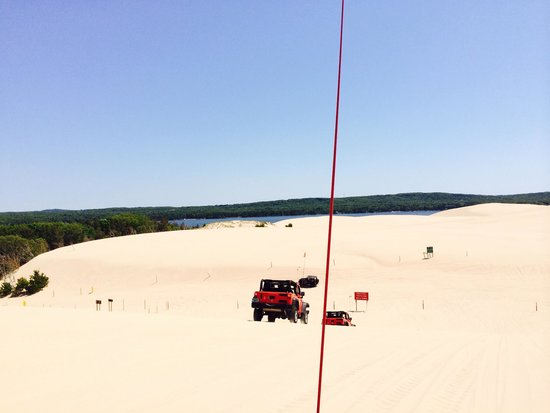 Parrot's Landing Jeep Rentals and Tours: A must for any trip to western Michigan!