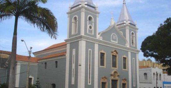 Nossa Senhora das Gracas Church: Praça