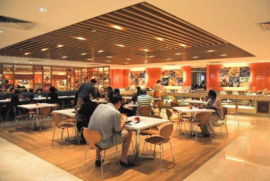 Ibis Singapore on Bencoolen: Sala colazioni