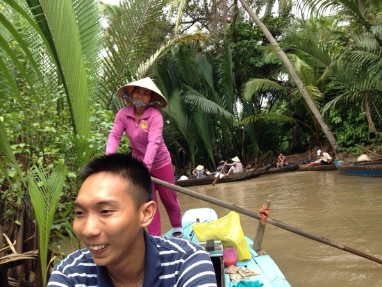 Smile Tourist - Day Tours : The best tour guide in Vietnam Yang!!!!!
