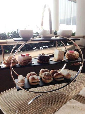 Lobby Lounge (InterContinental Hong Kong) : Ordinary