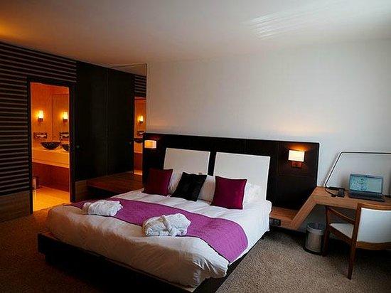 Hotel Sophia Country Club : Room