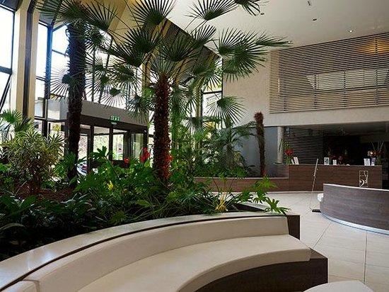 Hotel Sophia Country Club : Lobby