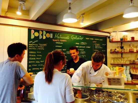 Bobboi Natural Gelato: Best Gelato, beats ice cream