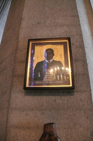 Grace Cathedral: Martin Luther King