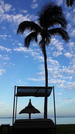 Sofitel Mauritius L'Imperial Resort & Spa : Nice weather..