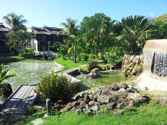 Sofitel Mauritius L'Imperial Resort & Spa : Garden
