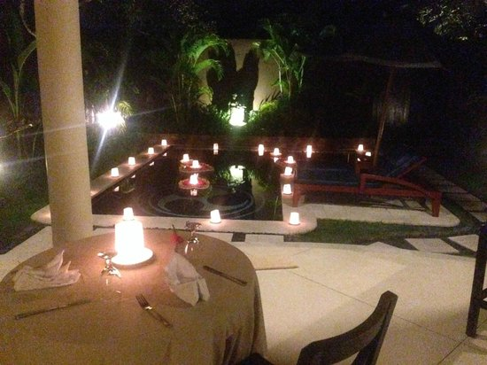 The Dusun: Decorated pool  - One Bedroom Villa