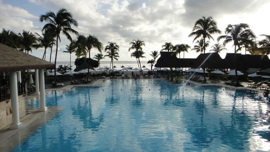 Sofitel Mauritius L'Imperial Resort & Spa : View From Lobby