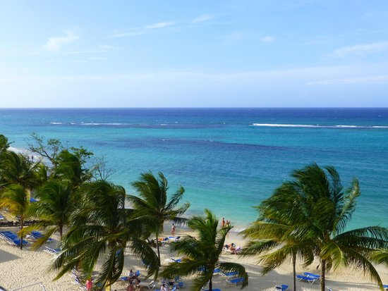 ClubHotel Riu Ocho Rios: View from our balcony