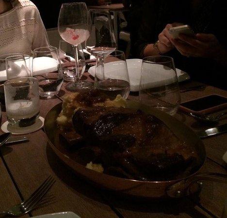 Casa Hacienda Moreyra Restaurante: Asado de tira