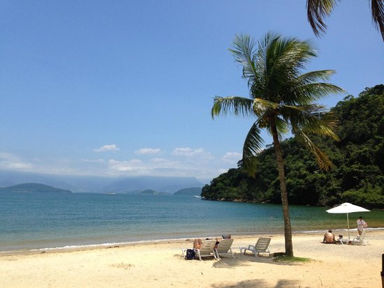 Vila Galé Eco Resort de Angra: пляж