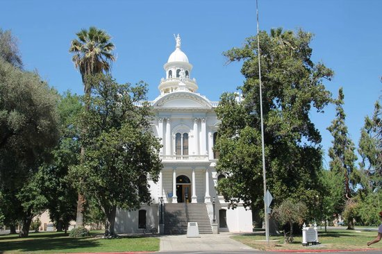Merced County Courthouse Museum: The museum is gorgeous