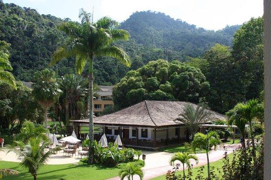 Vila Galé Eco Resort de Angra : кафе для обеда
