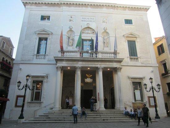 """Teatro La Fenice : Teatro """"La Fenice"""""""
