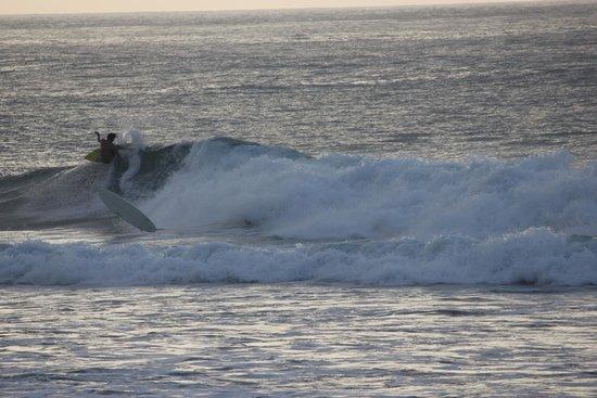 Komune Resort, Keramas Beach Bali: Surf