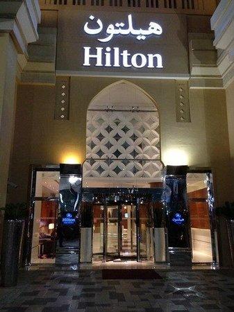 Hilton Dubai The Walk: Отличный сервис и вкусные завтраки!����
