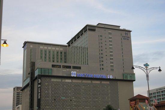 Hatten Hotel Melaka : Hatten Hotel Exterior